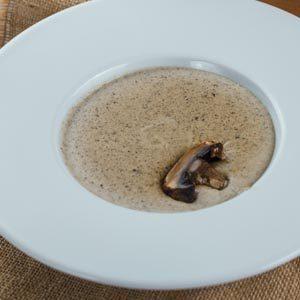 крем суп из шампиньйонов