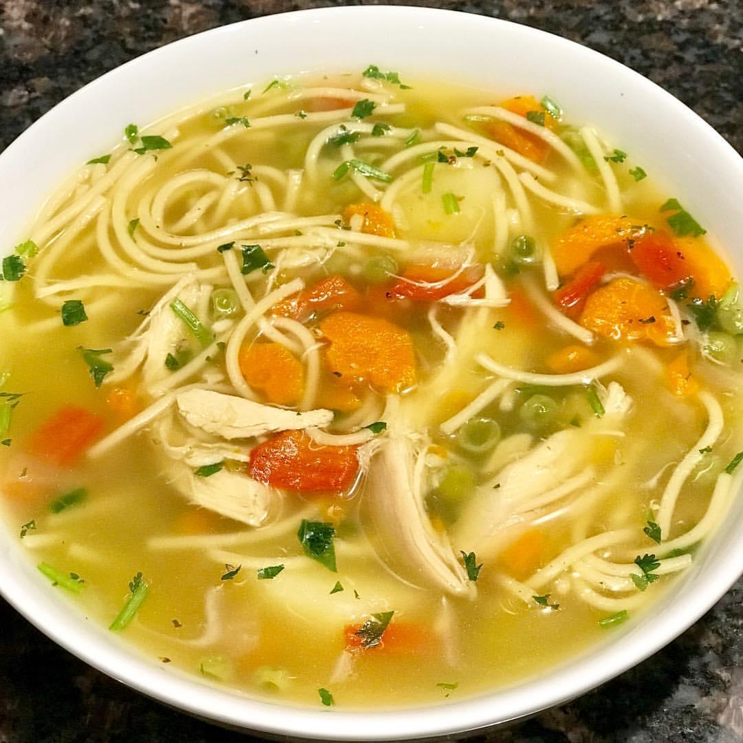 Картинки суп лапша