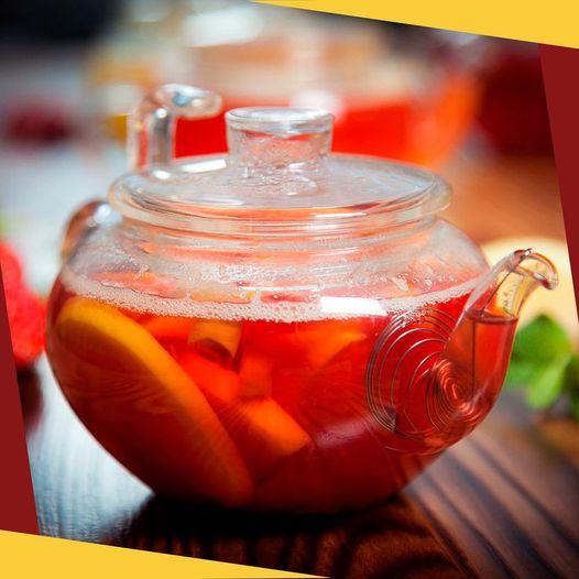 Приглашаем на фирменный цитрусовый чай в «Киви-Киви»