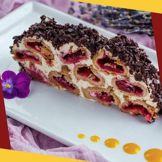 Десерты в «Киви-Киви» — отдельный вид кулинарного искусства